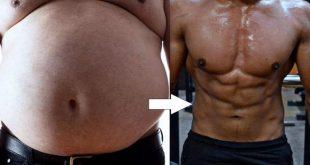 ازالة الكرش بسرعة للرجال,انقاص الوزن
