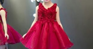 صورة فساتين اطفال بنات, اختاري لبنتك اجمل فستان 283 8 310x165