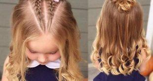 تسريحات شعر للاطفال بنات, اعملى تسريحة لبنتك مختلفة