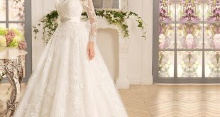 احلى فساتين زفاف